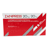 ZANIPRESS 20/20 mg
