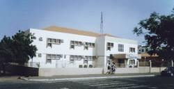 Centro de saúde em Cabo Verde