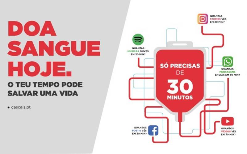 Recolha de Sangue 2020, Estoril