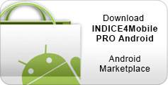ÍNDICE4® Mobile PRO - Google Play Edition