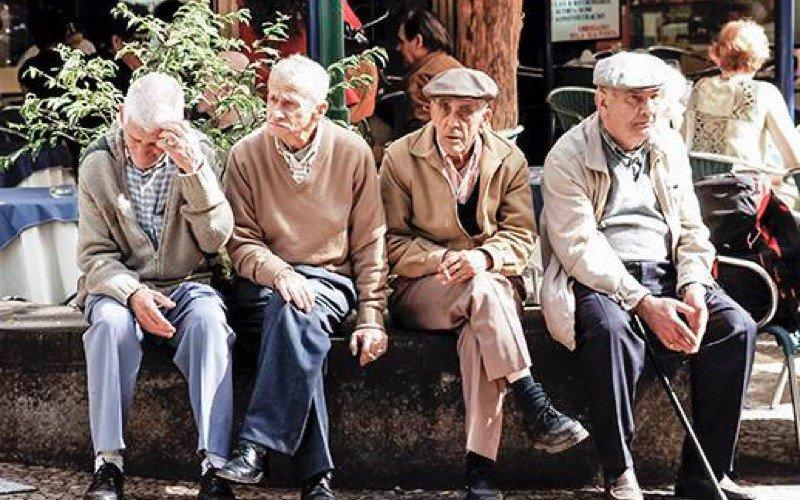 Resultado de imagem para envelhecimento em portugal