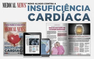 Nova Medical News Magazine do mês de MARÇO