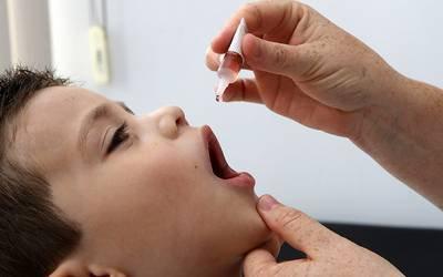 Portugal com baixo risco de importação de poliomielite