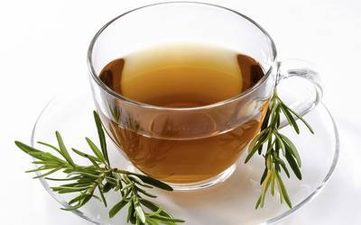 Chá de alecrim pode ajudar a combater queda de cabelo