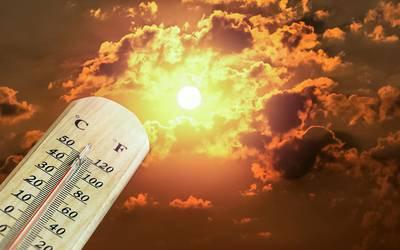 Calor representa risco acrescido para o coração