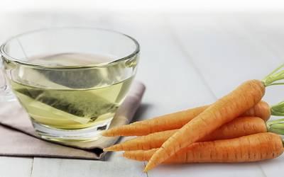 Chá verde e cenoura restauram memória de trabalho