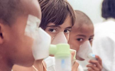 Mudanças climáticas afetam negativamente saúde das crianças