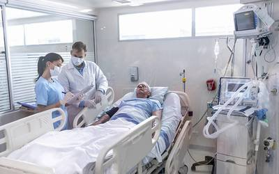 Pneumonia responsável por 16 mortes e 80 internamentos por dia