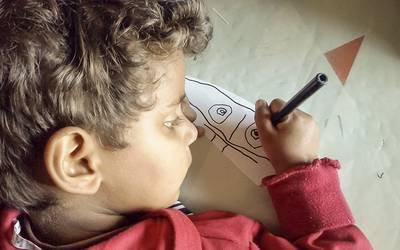 APED premeia crianças no concurso Vou Desenhar a Minha Dor 2019