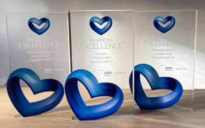 ACES do Douro Sul distinguido com Prémio Healthcare Excellence